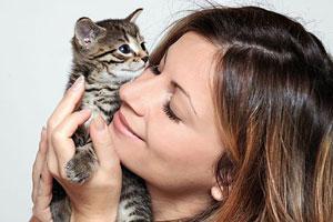 Лечение животными: питомцы