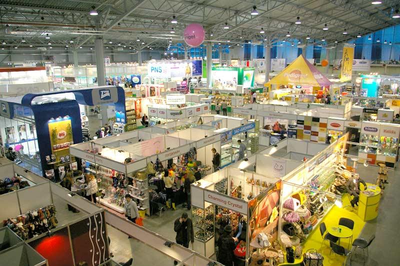 Международная выставка Зоосфера 2013