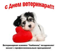 День работника ветеринарной медицины